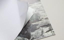 PVC vinyl samolepicí